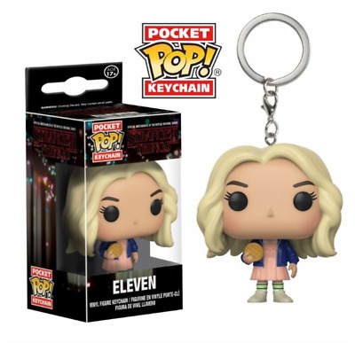 FIGURA FUNKO POP ELEVEN WITH EGGOS STRANGER THINGS ONCE ENTREGA 48-72 HORAS