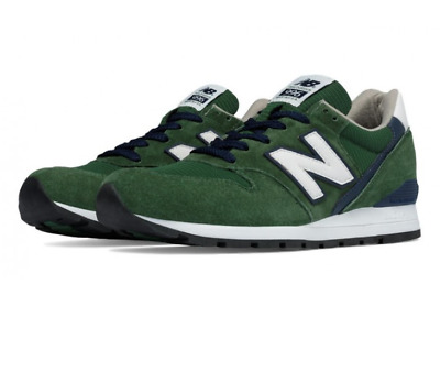 enorme korting later spotgoedkoop NEW BALANCE 996 HERITAGE M996CSL MADE IN USA DARK GREEN NAVY ...