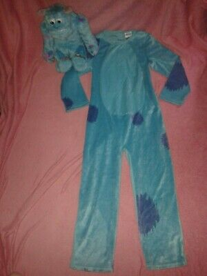 Sulley L Costume Deluxe Child Rubies Officia Masquerade Large University Dlx