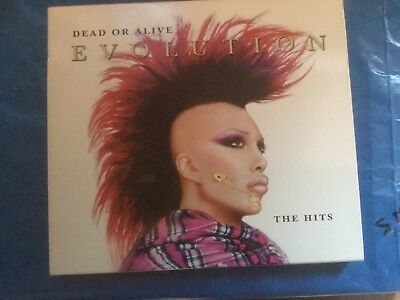Dead Or Alive Best Of Cd Pete Burns You Spin Me Round Thats The Way Lover Turn
