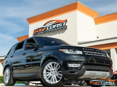 2016 Range Rover Sport HSE 2016 Land Rover Range Rover Sport HSE Automatic 4-Door SUV
