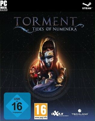 Torment: Tides of Numenera - STEAM KEY - Code - Digital - PC, Mac & Linux