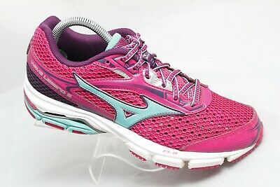 29883dd6c417 MIZUNO Wave Legend 3 Womens Sz 8.5 Pink Running Training Athletic Shoes  Sneakers