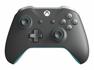 Microsoft Xbox One S Wireless Bluetooth  Controller (1708) - Grey/Blue™