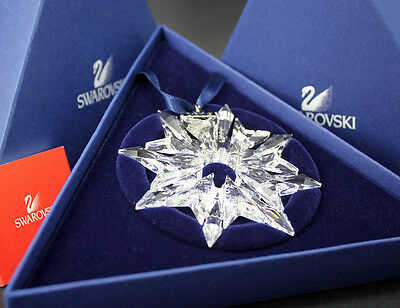 New in box Rare SWAROVSKI CHRISTMAS ORNAMENT 2003 Martin Zendron A 9445 NR200301