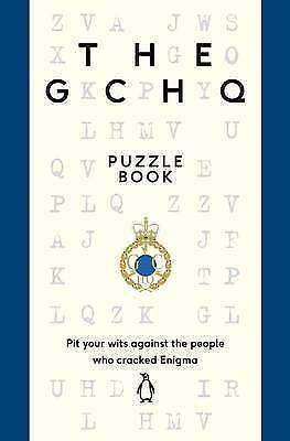 Very Good GCHQ, The GCHQ Puzzle Book, Paperback, Book