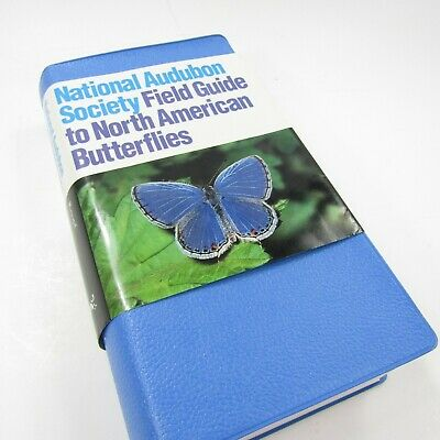 National Audubon Society Field Guide to North American Butterflies 1994 Blue