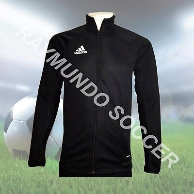 Adidas Men's Tiro 17 Jacket Black BJ9294