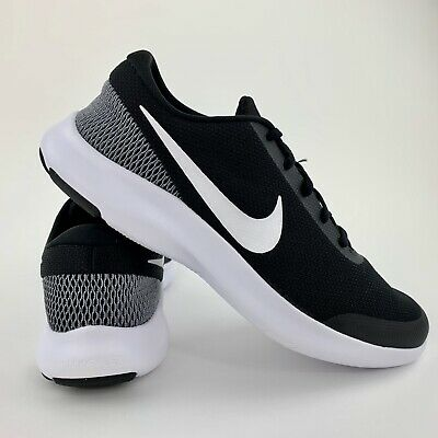 3b7e3342f49f Nike Flex Experience RN 7 Black And White Mens Size 10.5 Running Shoes  Brand New