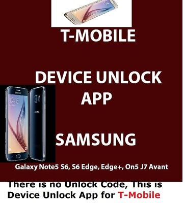 how to unlock samsung galaxy on5 t mobile