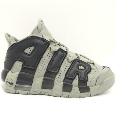 quality design fa9b3 63a98 NIKE Air More Uptempo (GS) Youth Basketball Shoes Size 4Y Dark Stucco  415082-