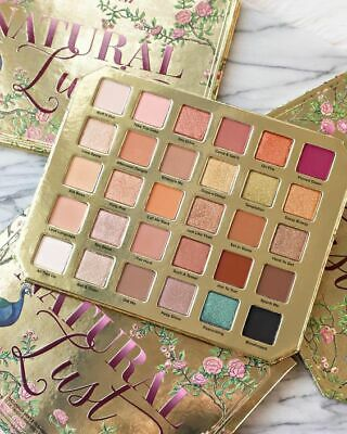 Too Faced Natural Lust Naturally Eye shadow Palette