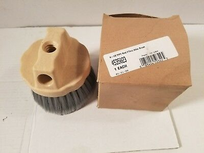 Flo-Pac Round Window Head Brush - 4535023