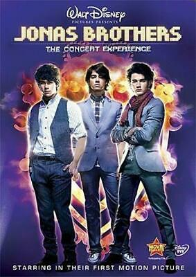 Jonas Brothers: The 3D Concert Experience -- UNLIMITED SHIPPING ONLY $5