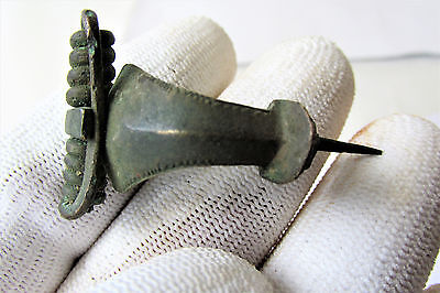 Ancient Roman bronze Legionary Crossbow Fibula/Broch