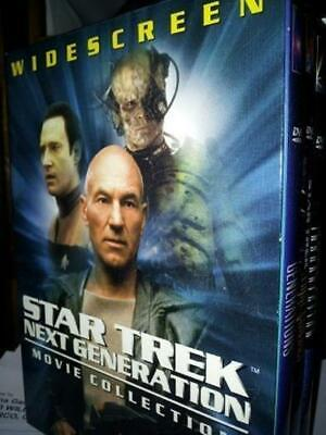 Star Trek: The Next Generation Movie Collection: Generations / First Contact / I