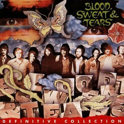 Blood, Sweat & Tears-Definitive Collection (US IMPORT) CD NEW