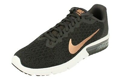 new product afc55 a39f0 Nike Femmes Air Max Sequent 2 Basket Course 852465 Baskets 013