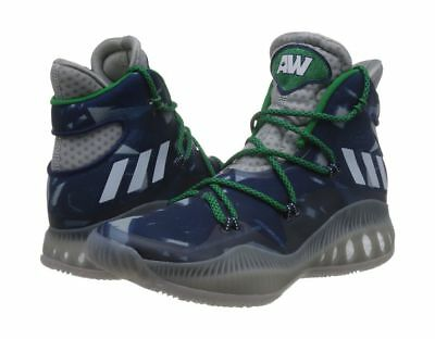 696f78be0fd ADIDAS CRAZY EXPLOSIVE Boost High BCA Size 13 Pink White BY3278 NEW ...