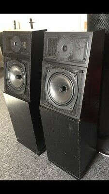 Pair Of Naim Sbl Loudspeakers M2
