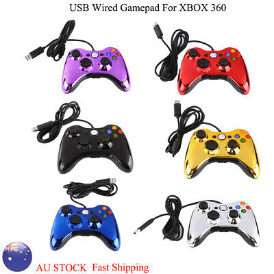 USB Wired GamePad Controller Joypad For Microsoft XBOX360 XBOX 360 Slim Console