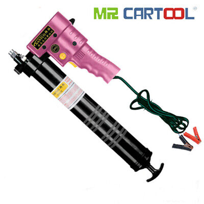 Grease Gun Electric High Pressure Oil Refueling Machine 600 CC For Auto 12V 24V