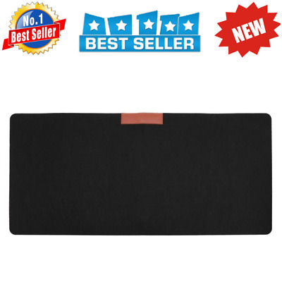 Computer Desk Large Mouse Pad Gaming Mat Rubber Rectangle Non Slip Mousepad NEW
