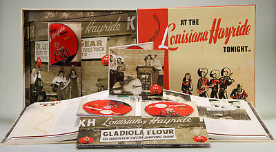 Various - At The Louisiana Hayride Tonight (20-CD) - Classic Country Artists
