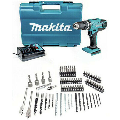 MAKITA 18V Cordless Combi Drill & Accessories MISSING PART (B 5723557 DY)