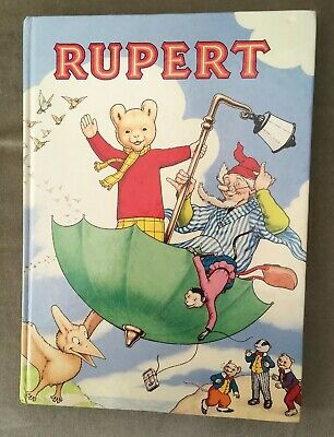 Vintage Rupert Annual 1988 Unclipped £3.50 Good Condition.