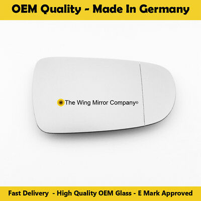 Right Driver Side Heated Mirror Glass for Kia Carens 2006-2013 0558RSH