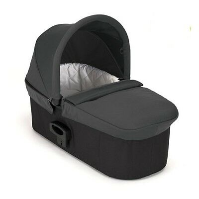 Baby Jogger Deluxe Carrycot/Pram (Charcoal)