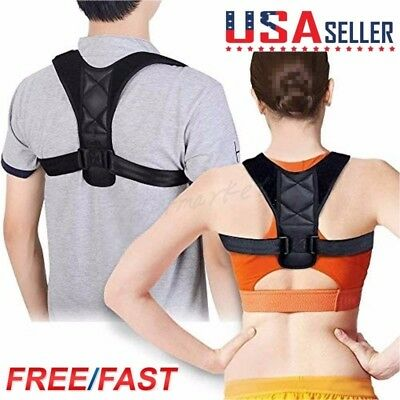 Body Wellness Posture Corrector (Adjustable to All Body Sizes) FREE SHIPPING US