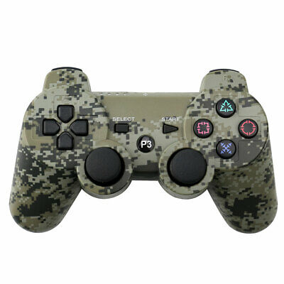 Bluetooth Remote Gamepad DualShock Wireless Controller for PS3 Sony PlayStation3