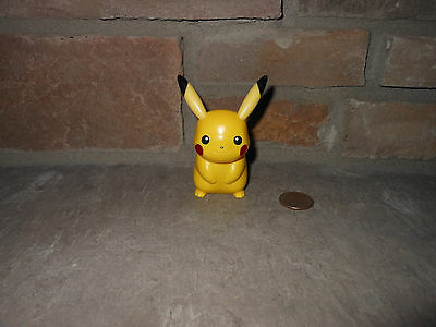 Pokemon McDonalds McD Electronic Pikachu figure WORKS