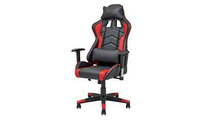 Cool X Rocker Height Adjustable Office Gaming Chair Black 845 Ncnpc Chair Design For Home Ncnpcorg