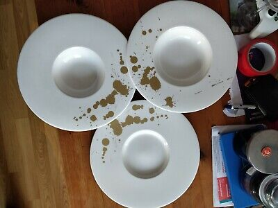 Ruff Lux rare crockery set (Made by Dudson)