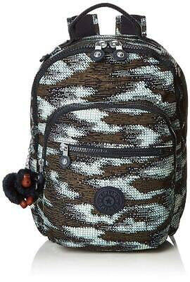 ac577f7e856 Genuine Kipling CLAS SEOUL S school laptop backpack bag DYNAMIC DOT (BNWT) rrp£