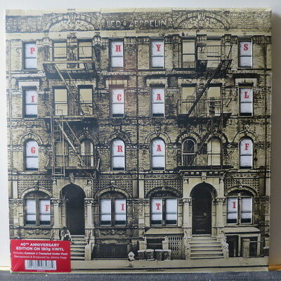 LED ZEPPELIN 'Physical Graffiti' Gatefold 180g Vinyl 2LP NEW/SEALED