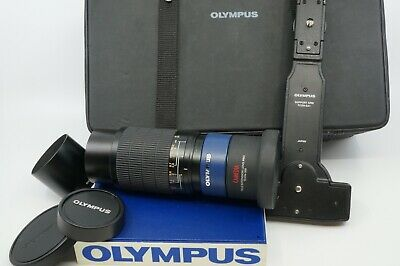 Olympus Camedia Tele Extension Lens Pro Tcon-300 *Complete Kit - Tech Checked*