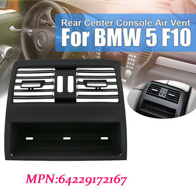 Center Console Rear Air Outlet Vent Grille Cover for BMW 5 F10 F11 64229172167