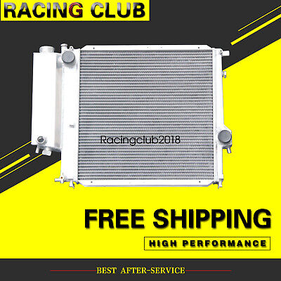 3 Series 316i 318i Z3 E36 Radiator For BMW 91-00 Aluminum 2 ROW 40MM