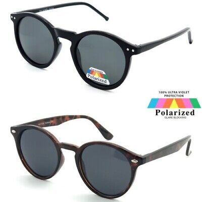 Sunglasses Kiss Polarized Mod. Wave Man Woman Style Moscot round Retro