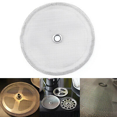 Metal Mesh Filter Washable 101mm/4in Coffee Press Steel fit Replacement Screens