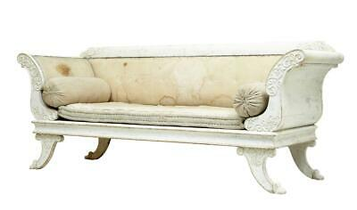 Fine Quality 19Th Century Gustavian Taste Painted Sofa