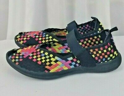 New Womens Croft and Barrow Maisie Flats Style 99042 Rainbow 176H pr