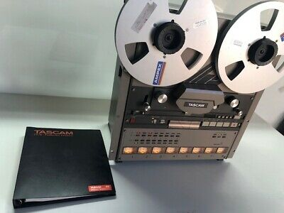 TASCAM 48 REEL TO REEL 8 Channel Recorder