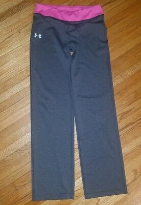 Girls Size Large Under Armour Bottoms