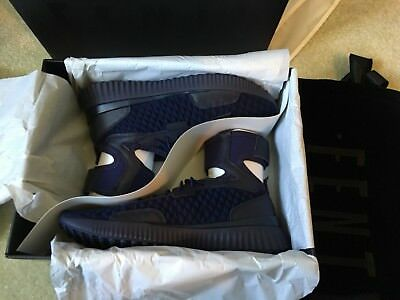 4cae3954f New PUMA Women's FENTY TRAINER MID GEO Sneakers Shoes 6.5 Blue 191231-02  Rihanna