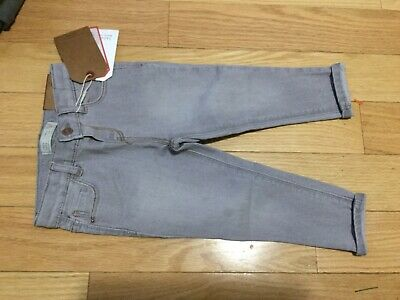Zara Baby jeans slim fit girls jeans 12-18 months  4433/553 new with tags
